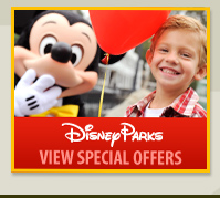 Disney Parks View Special Offers