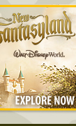 New Fantasyland Explore Now