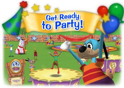Get ready to party! TtGetReadytoParty